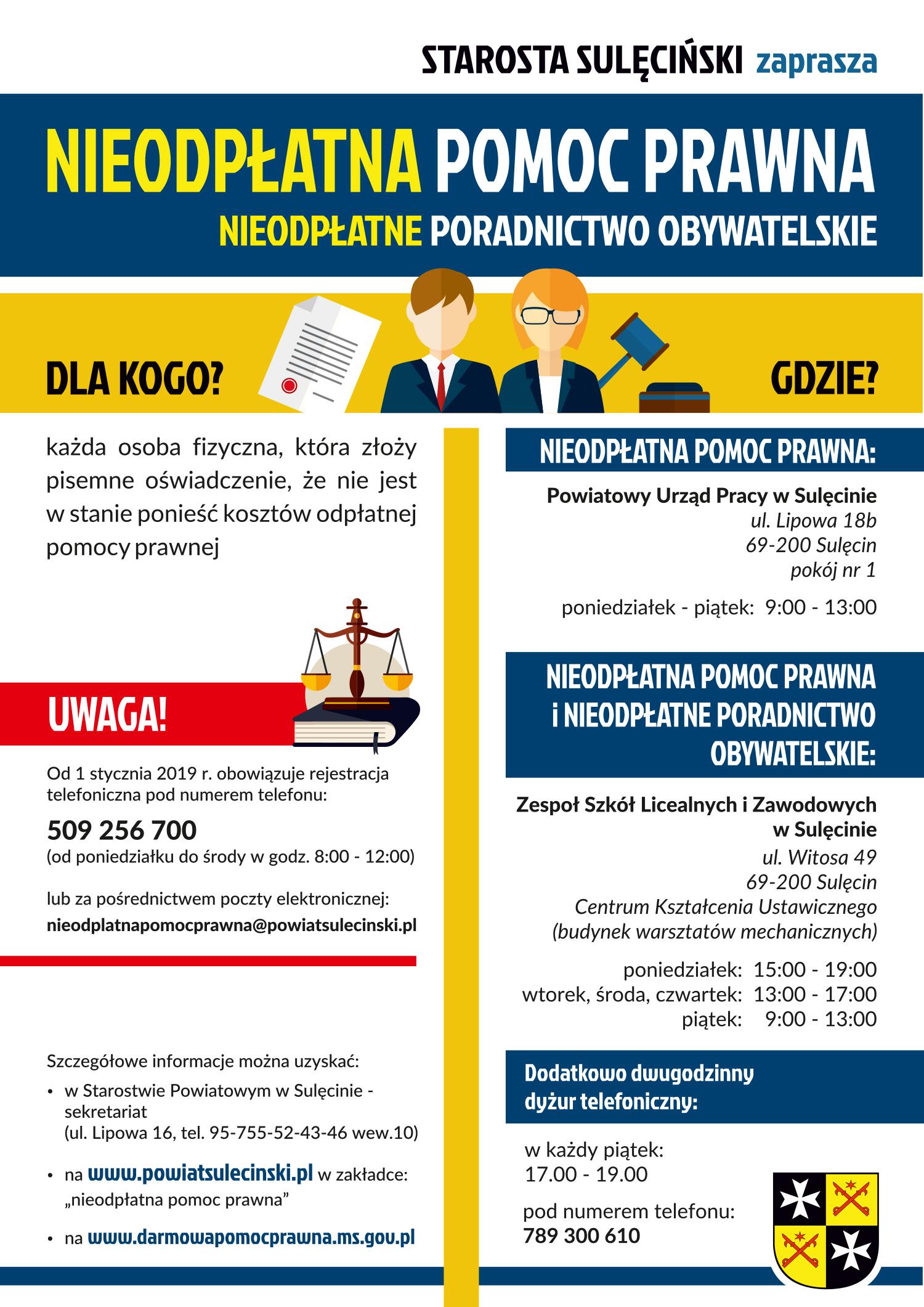 plakat-pomoc prawna 2019